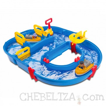 AquaPlay, Start Lock Set