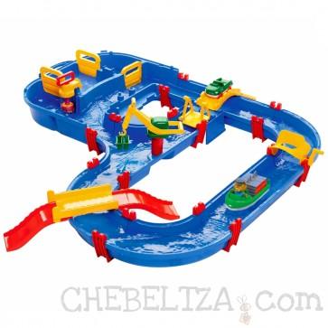 AquaPlay, Mega-most