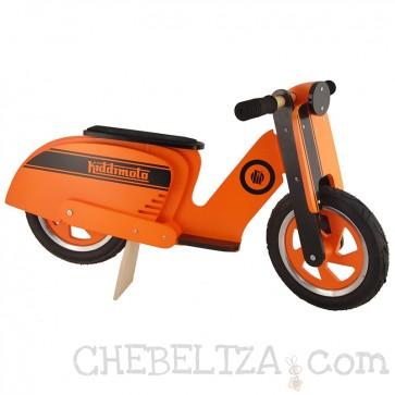 KiddiMoto, oranžna vespa