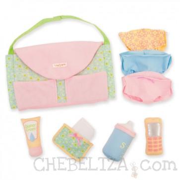 Baby Stella, Previjalna torba