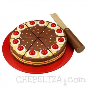BigJigs, Čokoladna torta za zabavo