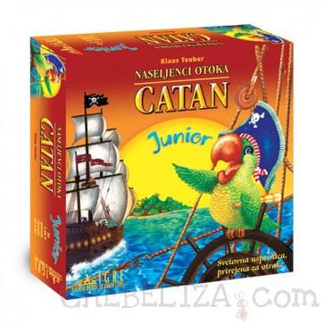 Družabna igra, Naseljenci otoka Catan JUNIOR