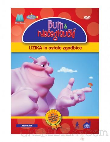 Bum in Rdečeglavčki - Lizika in zgodbice
