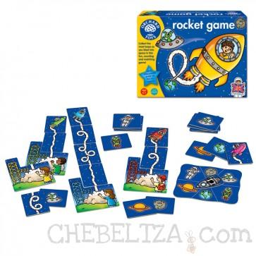 Orchard Toys, Otroška družabna igra, Drveče rakete