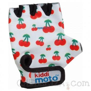 Otroške kolesarske rokavice s češnjami (S)