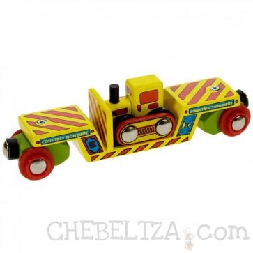 Vagon za buldožer