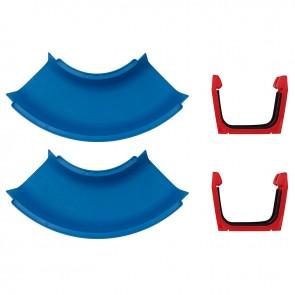 AquaPlay, Komplet dodatnih kanalov za vodne tobogane