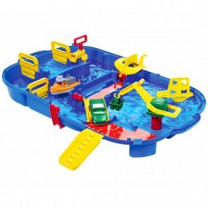 AquaPlay, Lock Box