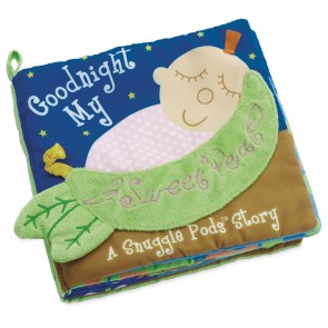Snuggle Pods, Sweet Pea knjigica