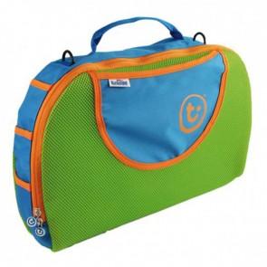 3 v 1 Tote Bag - modra