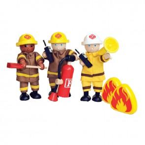 PinToy, Mestni gasilci