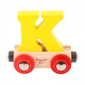 BigJigs, Vagonček s črko K