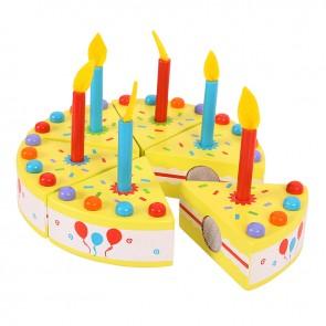Pisana rojstnodnevna tortica
