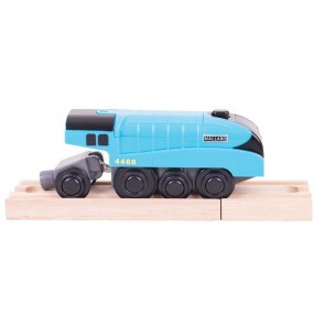 BigJigs, Električna lokomotiva za lesen vlakec