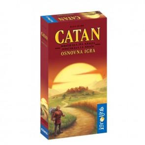 Družabna igra, Naseljenci otoka Catan DODATEK za 5. in 6. igralca (osnovna igra)
