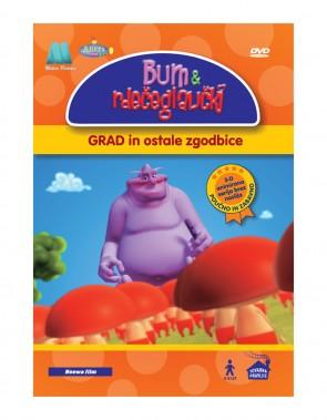 Bum in Rdečeglavčki - Grad in zgodbice