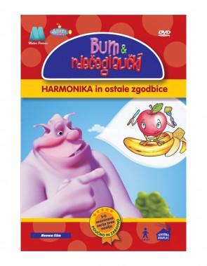 Bum in Rdečeglavčki - Harmonika in zgodbice