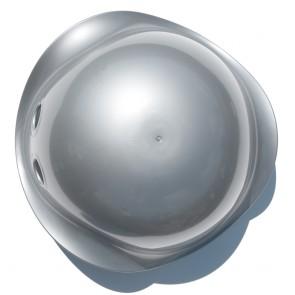 bilibo v srebrni barvi