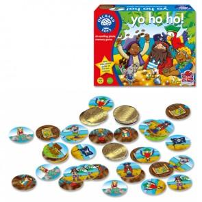 Orchard Toys, Družabna igra, Yo Ho Ho