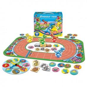 Orchard Toys, Družabna igra, Dirka Dinozavrov