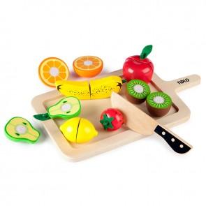 Tidlo, Komplet sadja za razrezovanje