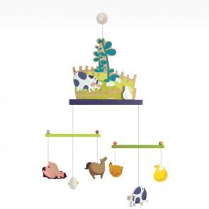 Mobile s sceno - Zabavna kmetija