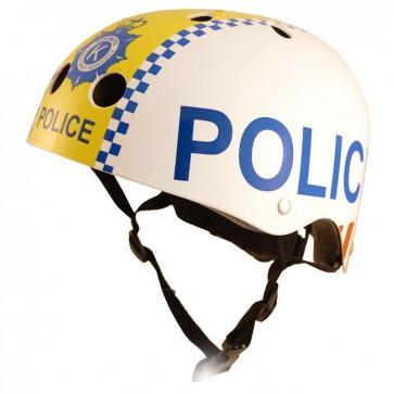 Kiddimoto, Policijska otroška čelada