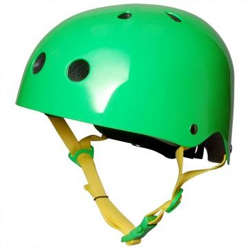 Kiddimoto, Zelena otroška čelada