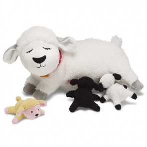 Ovčica Nola s mladuncima