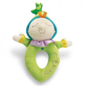 Manhattan Toy, Snuggle Pods Sweet Pea ropotuljica