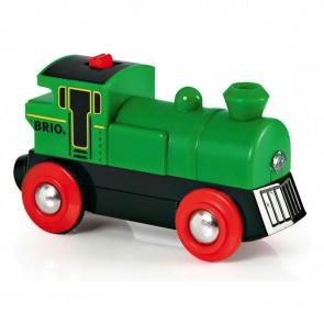 Brio, Zelena električna lokomotiva