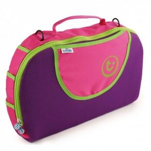 Dječja torbica 3 v 1 Tote Bag - roza