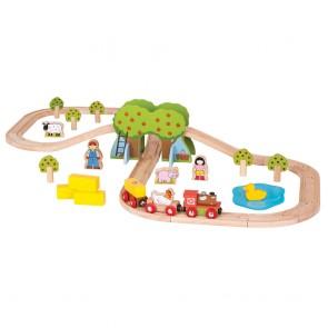 BigJigs, Kmetijski vlak