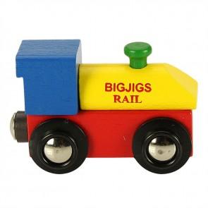 BigJigs, Lokomotiva za vagončke s črkami