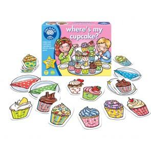 Orchard Toys, Družabna igra, Kje je moja tortica?