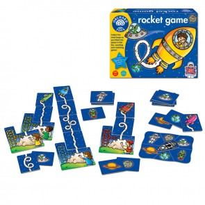 Orchard Toys, Društvena igra, Jureće rakete