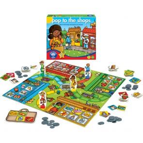 Orchard Toys, Družabna igra, Skok po nakupih