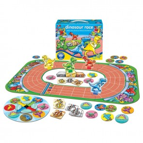 Orchard Toys, Društvena igra, Utrka Dinosaura