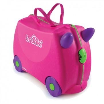 Trunki, Otroški kovček na kolesih - Trixie