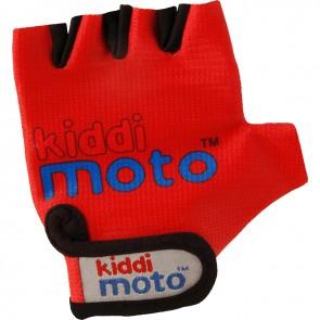Otroške kolesarske rokavice - rdeče