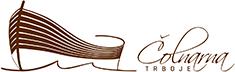 logo kavarna Čolnarna Trboje