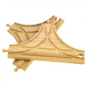 BigJigs, T-Križišče za lesene proge
