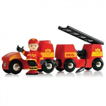 Brio, Električni gasilski tovornjak