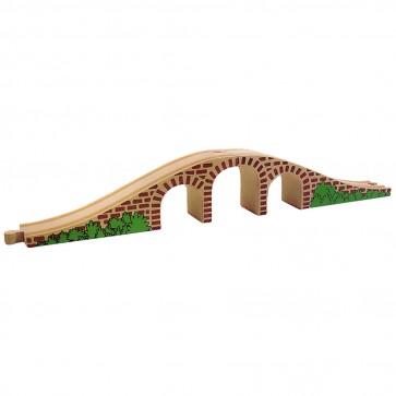 Dodatki za lesene železnice, Mali viadukt Woody