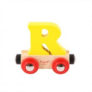BigJigs, Vagonček s črko R