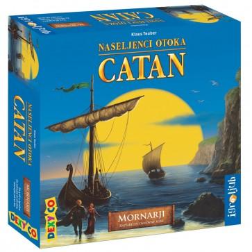 Družabna igra, Naseljenci otoka Catan - Mornarji