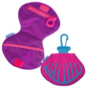 Trunki, PaddlePak Clam Purse mini otroška torbica oz. denarnica