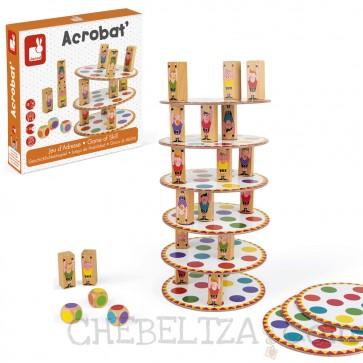 Janod, Spretnostna družabna igra Acrobat