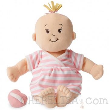 Baby Stella, mehak dojenček z magnetno dudo
