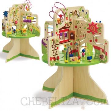 Manhattan Toy, Tree Top Adventure - Aktivnostno drevo